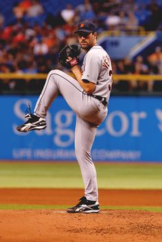 Justin Verlander- Hes the best in the game, he can hit 100 after throwing over 130 pitches in a game.