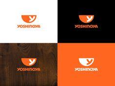 New Logo for Yoshinoya by Chermayeff & Geismar & Haviv