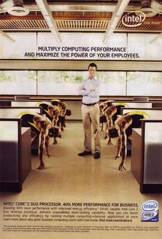 intel multiply computer performance - what not to do in advertising Design Inspiration Dose – 60