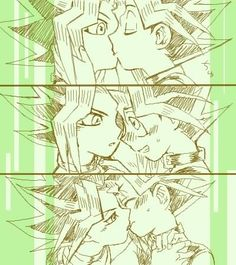 Ivonne Santiño uploaded this image to 'Yugioh/Puzzleshipping'.  See the album on Photobucket.