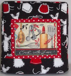 Kitchenaid Mixer Cover  Kitchen Utensils and by PatsysPatchwork, $38.00