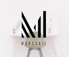 South London based Brand designer Marssaié specialises in branding and graphic design working closely with brands to tell their unique story through high-quality, considered design African Logo, African Art, T Shirt Company, Personal Identity, Web Design, Graphic Design, Monogram Design, Shop Front Design, Living At Home