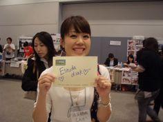 素敵なカードありがとうございます☆