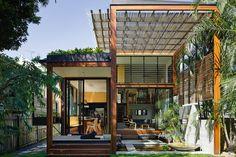 Garden home มุมนั่งเล่นริมสวนน้ำเติมพื้นที่ความสุขให้ตัวบ้าน « บ้านไอเดีย แบบบ้าน ตกแต่งบ้าน เว็บไซต์เพื่อบ้านคุณ
