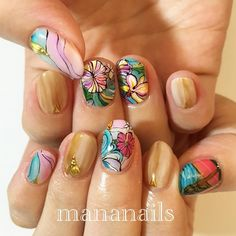 See this Instagram photo by @mananails • 3,079 likes