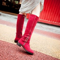 Only at Shoesofexception - Knee High - Suzy $55.99   #elegant #shoes #boots #trendy #pumps #womensfashion #women #casual