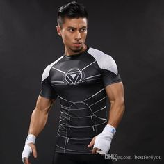 Contemplative Mens Skins Compression Top New Varieties Are Introduced One After Another Activewear Tops