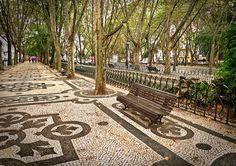 Avenida da Liberdade, Lisboa-Portugal