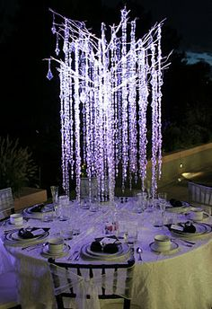 FANTASY WEDDING RECEPTIONS | Wedding Reception Fantasy Tables