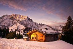 Winter im Berchtesgadener Land