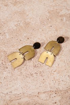 Goodwin | Cosmic Ray Earrings