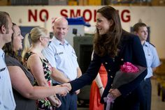 The Royal Couple Tries to Find Their Sea Legs in Auckland