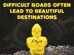 #17 - 30 days of creativity for good - Difficult roads often lead to beautiful destinations