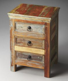 Look at this 24.5'' Accent Chest on #zulily today!