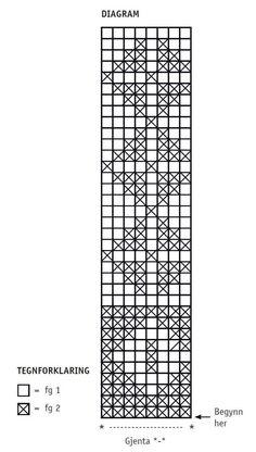 92001_Diagram Lue meg grafisk mønster