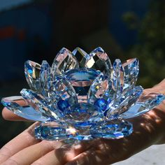 Cheap crystal rabbit figurine, Buy Quality crystal cc directly from China crystal eagle figurines Suppliers: Quartz Crystal Glass Lotus Flower Crafts Feng Shui Decorative Crystals Figurines For Home Wedding Decorations Souvenirs