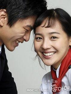 I Really Really Like you, a korean drama with Eugene & Lee Min Ki.