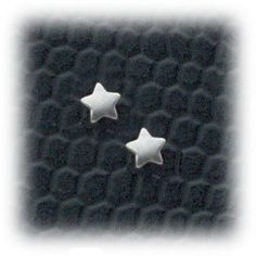 Simply Whispers jewelry pierced earrings posted Stainless Steel Star Whims