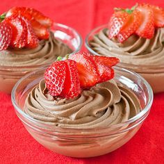 Heavenly Chocolate Mousse