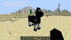 Minecraft Horse, All Minecraft, Willis Tower, Horses, Mom, Horse, Mothers