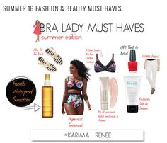 Everything You Need For Summer~  https://skinnyminorityblog.com/2016/06/06/summer-16-fashion-beauty-must-haves/