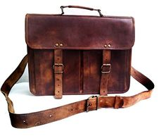 Jaald Leather Messenger Satchel Shoulder Laptop Bags for Men and Women 13 15 and 17 Inch Macbook and Laptops with Ipad Pockets Jaald http://smile.amazon.com/dp/B00MHXCZQU/ref=cm_sw_r_pi_dp_ni9cvb0S10P5N