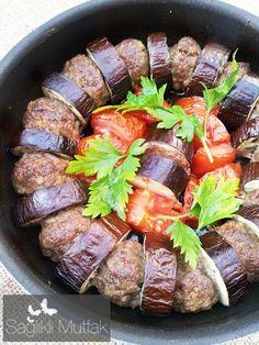 patlıcan kebabı - sagliklimutfak.net