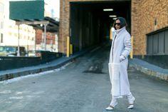 46b4b6c4dfd924 New York Fashion Week Street Style Fall 2017 - Street Style at New York  Fashion Week