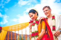 Weddings are not just a union of two souls. It is also about two families merging with the other to create someplace special where they belong together. Smriti, from India and Rytis, from Lithuania got together to write a story filled with love and ecstasy and in the process, planned a gorgeous destination wedding at Cochin, Kerala. Coffee stains, documented this beautiful union with breathtakingly awesome candid photography. They have brilliantly captured the natural beauty of Kerala in the…