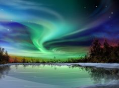 Witness the Northern Lights