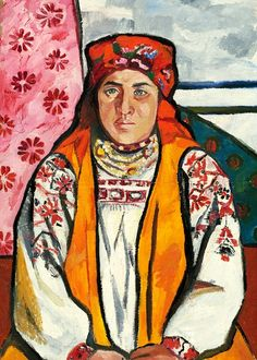 Natalia Goncharova Between East and West, exhibition, avant-garde, Tretyakov Gallery, cubism, futurism, abstract, most expensive Russian artist, Larionov