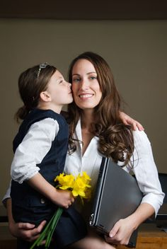 Quick hair tips for the busy mom