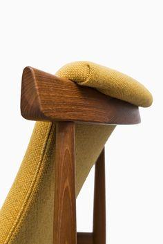 BWANA easy chair detail || FINN JUHL || france & son || denmark || at studio…