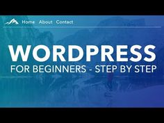 How To Make a WordPress Website - 2019 - For Beginners - Free Things How To Make Logo, How To Start A Blog, Making A Wordpress Website, Wordpress Help, Photoshop Website, Photoshop Actions, Web Design, Resume Services, Professional Website