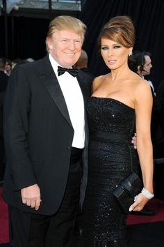 "Donald Trump & Melania Trump - Oscars 2011 – FuTurXTV & Funk Gumbo Radio: http://www.live365.com/stations/sirhobson and ""Like"" us at: https://www.facebook.com/FUNKGUMBORADIO"