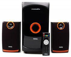 Поделитесь мнением о товаре на сайте, Колонки Dialog Progressive AP-200 2x15 + 30 Вт USB+SD reader, цена снижена на 6%..