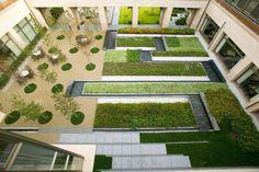 e Garden in Sun City Takarazuka by SWA Group.