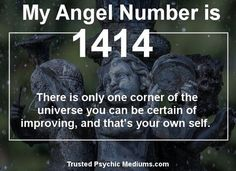 It would be a huge mistake for you to ignore the message delivered to you by the appearance of angel number 1414. Learn more right now.