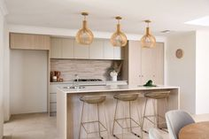 #kitchen #arthouse #newlevel #displayhome #newhome #contemporarystle #neutralcolours #islandbench #scullary #butlerspantry