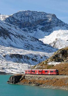 RhB Rhätische Bahn、Swiss    .....rh