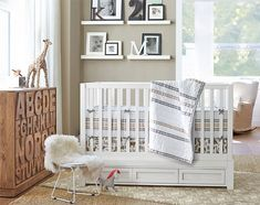 Our Favorite Ideas for a Neutral Nursery