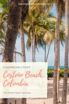 Looking for the perfect Caribbean vacation? Costeño Beach is one of the best beaches in Colombia and the PERFECT place to get away from it all. Visit Colombia, Colombia Travel, Brazil Travel, South America Destinations, South America Travel, Travel Destinations, North America, Caribbean Vacations, Beach Vacations