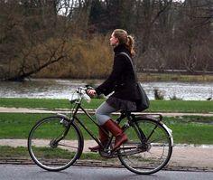 La bicicleta, riesgo para la salud sexual de la mujer   Info7   Vida y Estilo