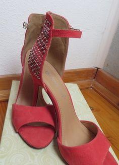 Kup mój przedmiot na #vintedpl http://www.vinted.pl/damskie-obuwie/na-wysokim-obcasie/9462809-buty-szpilki-sandaly-sandalki-w-okol-kostki