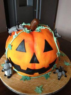 Pumpkin Cake by Veronika