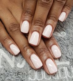 Trendy White Acrylic Nails Designs Ideas To Try - Latest Fashion Trends For Woman White Acrylic Nails, Best Acrylic Nails, Acrylic Nail Designs, Perfect Nails, Gorgeous Nails, Pretty Nails, Classy Nails, Stylish Nails, Toe Nails