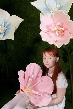 Атрибуты восторга| Большие цветы | бумажный декор | Санкт-Петербург | В нашей мастерской