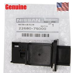 for NISSAN INFINITI GENUINE Mass Air Flow Meter Sensor 22680-7S000