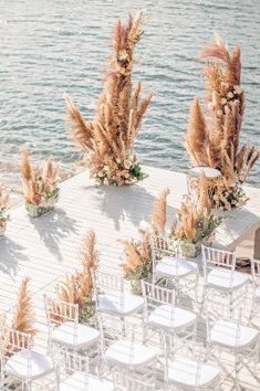 How to Decorate Your Wedding Venue with Flowers. Wedding Scene, Wedding Flowers, Simple Flowers, Beautiful Flowers, Wedding Trends, Wedding Venues, Wedding Mood Board, Outdoor Venues, Budget Wedding