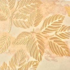 Leafy Branches Seamless Acrylic Stencil